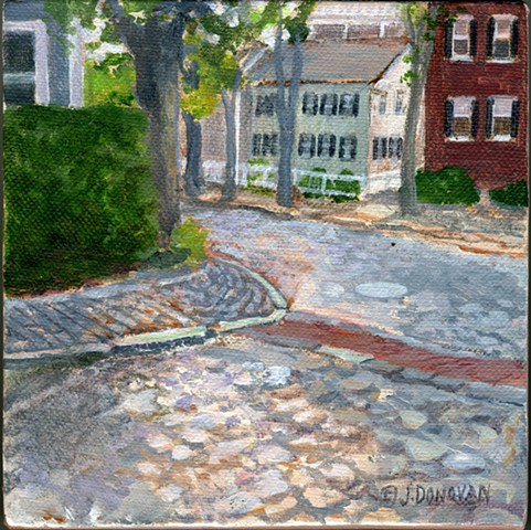 Upper Main Street - Nantucket