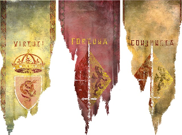 MacBeth Printed Banners