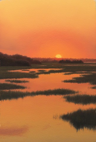 Low Country Sunrise