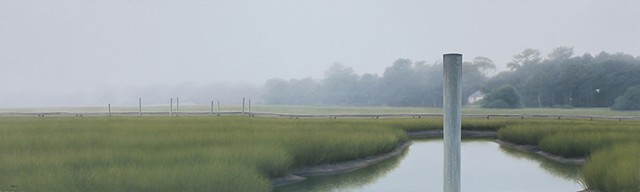 """Early Morning at Shem Creek"""
