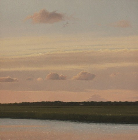 """Shem Creek Evening"""