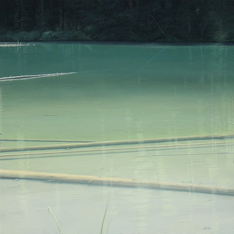 """The Emerald Pond"""