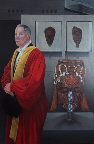 'Do Different': Portrait of Sir Brandon Gough