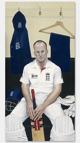 Portrait of Andrew Strauss