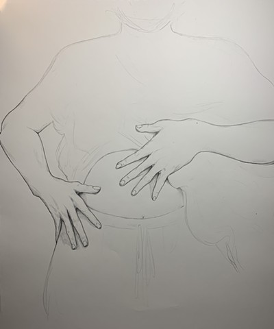 Life Drawing 1. Arms and Hands