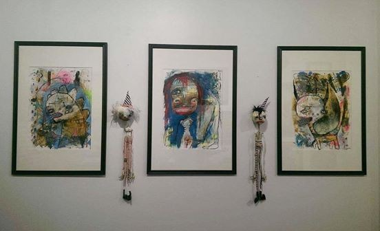 New Orleans Art Shows/Gallery to see my work