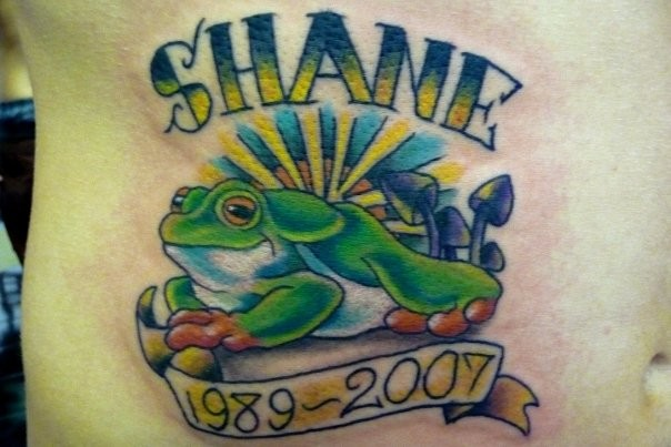 Shane Frog