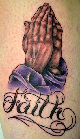Faith Hands