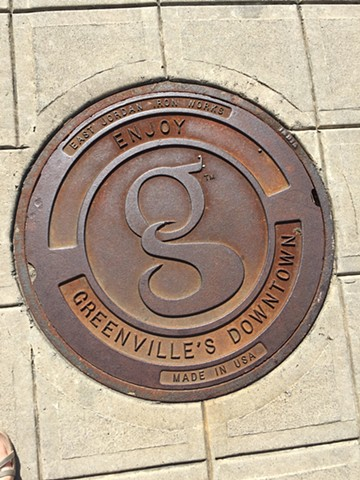 Just traveled to Greenville SC - cool cover