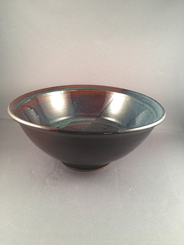 bowl fired to cone 5/6