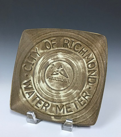 Richmond Water Meter tray