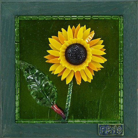 Sunflower by Floy Height