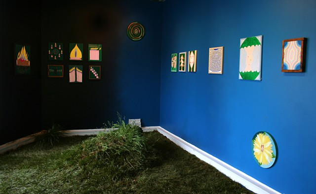 Earthbound Installation View 5
