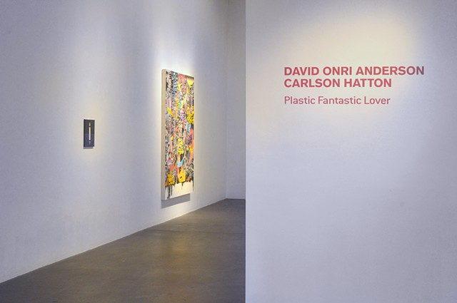 'Plastic Fantastic Lover' at Patrick Painter Install Shot 9