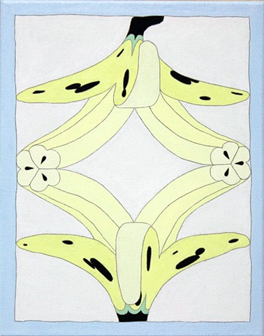 Banana In Curved Air