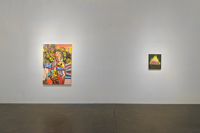 'Plastic Fantastic Lover' at Patrick Painter Install Shot 8