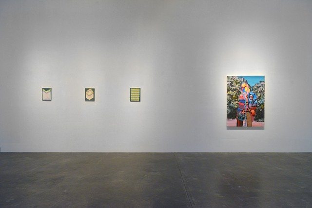 'Plastic Fantastic Lover' at Patrick Painter Install Shot 6