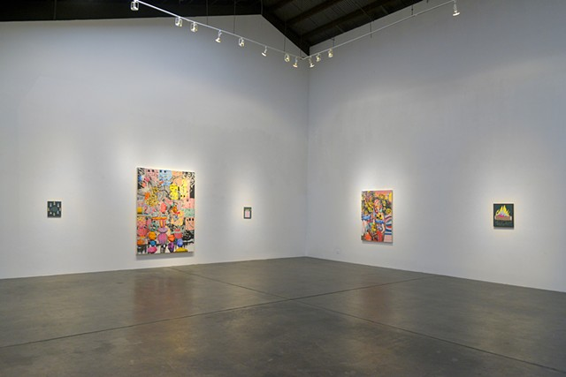 'Plastic Fantastic Lover' at Patrick Painter Install Shot 7