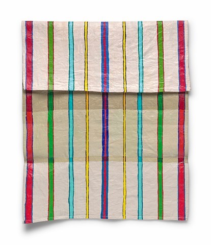 Carly Glovinsky Stripy Towel