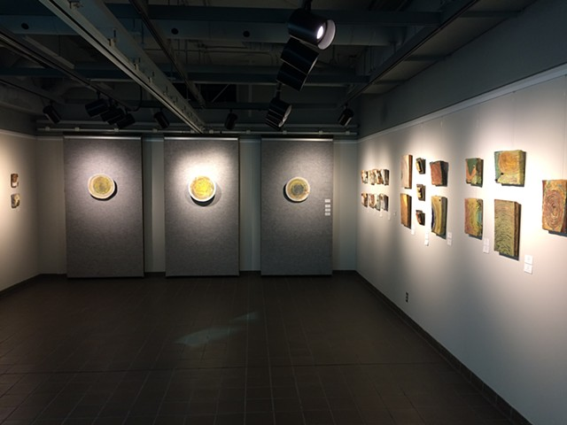 Exhibition: Land From Above and Below is up!