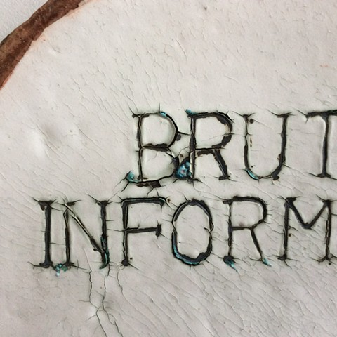 Brutal Informants - detail