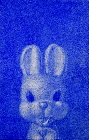 Bunny in Blue/The Usual Suspects