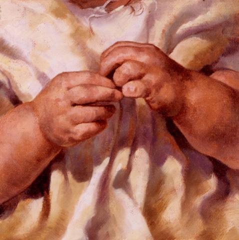 """""""Infant Hands"""""""