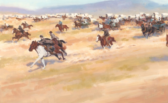 """""""The Land Rush"""""""