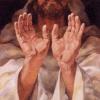 """""""Christ's Hands"""""""