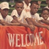 """Let Them Play""  welcome banner"