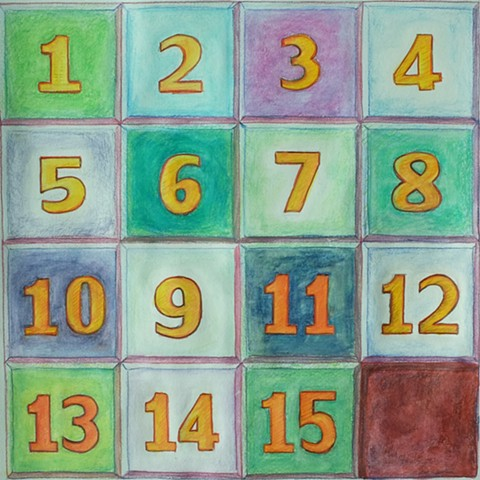 Fifteen Puzzle 2.2