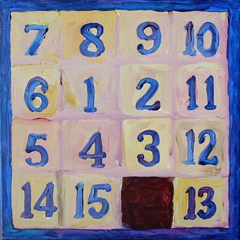 Fifteen Puzzle 3.2 (2014)