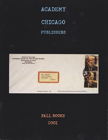 Academy Publishers, Al Capone, artistamps, fake stamps, michael thompson Chicago artist