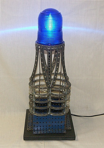 Erector set, Lamp