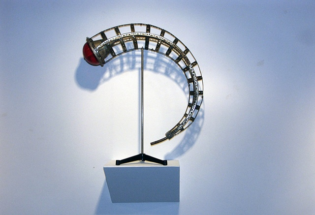 erector set, Lamp, Aron Packer Gallery