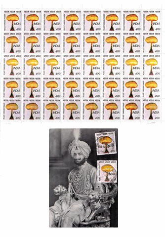 Michael Thompson Chicago artist, fake postage stamps, artiststamps, art stamps, Indian Stamp, Atomic Bomb stamp