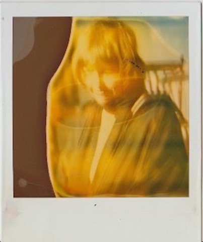 Polaroid Photo, Michael Thompson Chicago artist, Michele Fitzsimmons photo