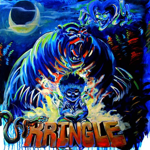 "Bearcat ""Kringle"" album cover"