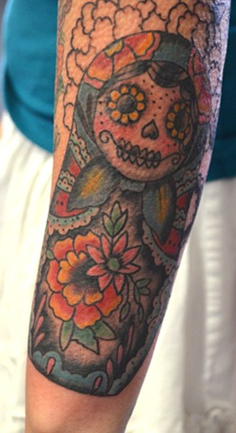 Russian Doll--all healed