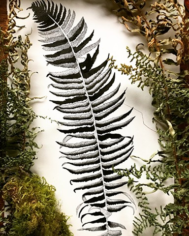 so beautiful--awe this Fern piece