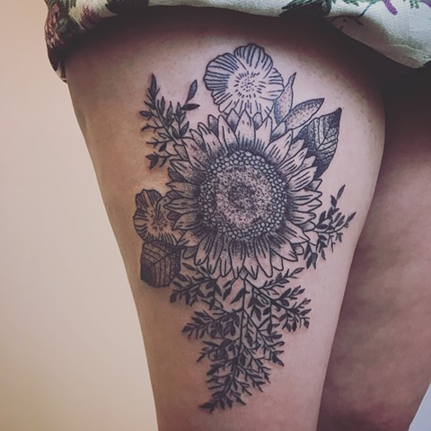 I adore Sunflowers