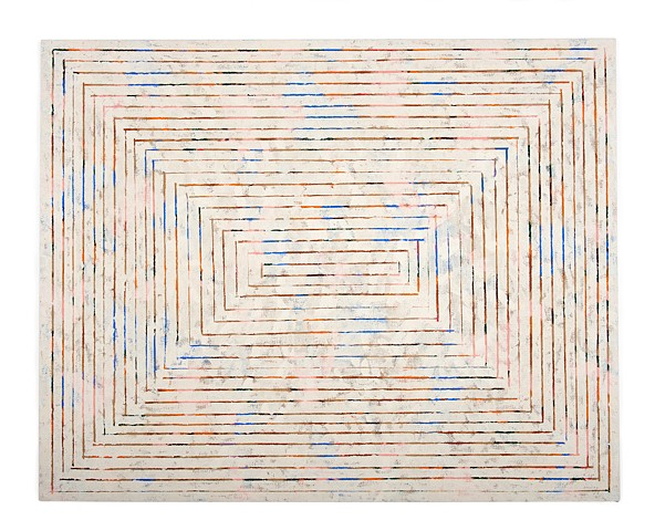 """Untitled (concentric rectangle)"""