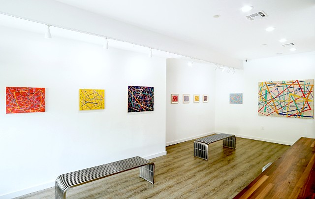 "Installation Photo of ""EVERY DAY""  at One River Art + Design, Woodbury, NY"