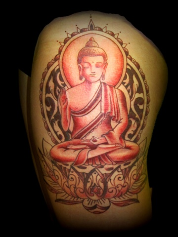 buddha tattooMarion Ohio Tattoo, Tattoo Artist Marion Ohio, Tattoos Marion Ohio, Marion ohio tattoo artist