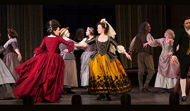 The Marriage of Figaro, McCarter Theater