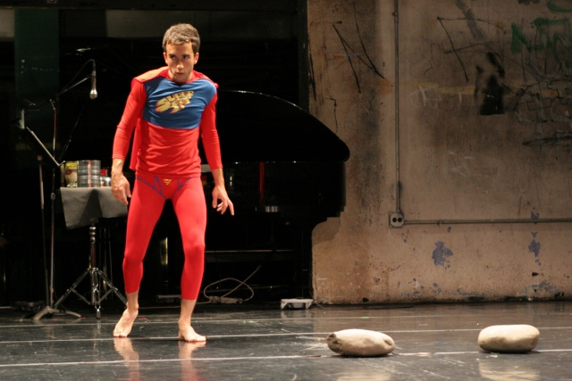 Superman and Cosi Fan Tutte