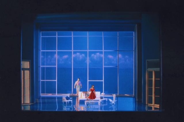 Act II, Fiordiligi and Ferrando