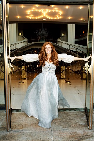 Wallis Giunta featured in Porter Magazine