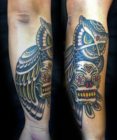 Tattoo By Jacek Minkowski Uglystyle Traditional Tat Ink Tattoos