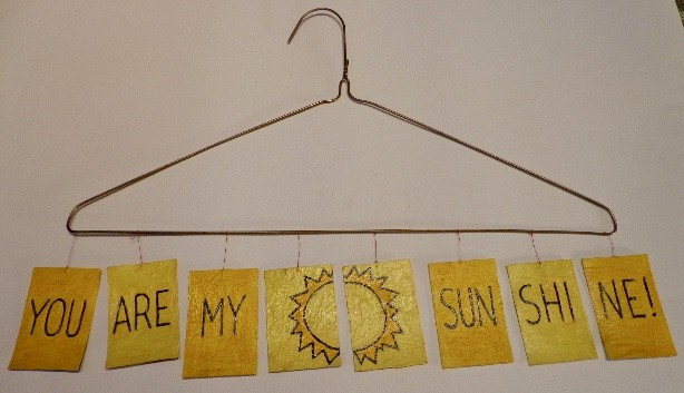 You Are My Sunshine (front)